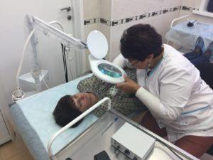 дерматолог в туле