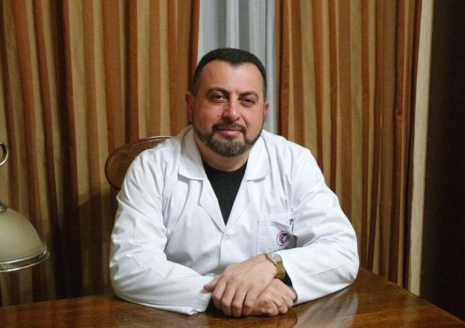 Хирург: Чиглашвили Д. С.