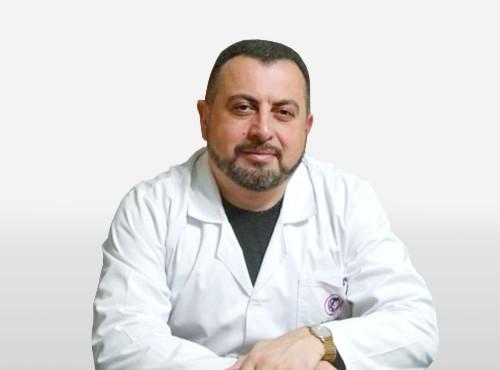 Чиглашвили Дато Семенович Хирург
