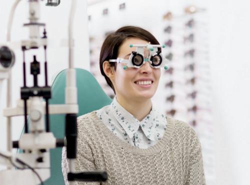 офтальмологическая помощь