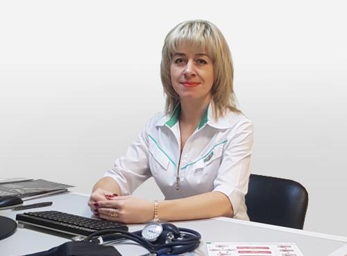 Кирсанова Елена Николаевна