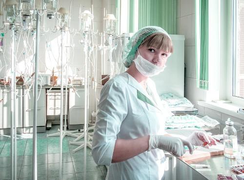 Медсестра процедурная